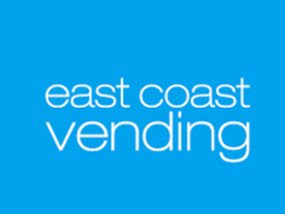 Ridge Design Website design for East Coast Vending logo