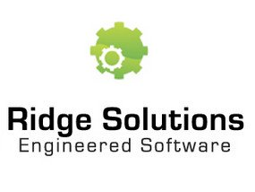 Ridge Design Website design for Ridge Solutions logo