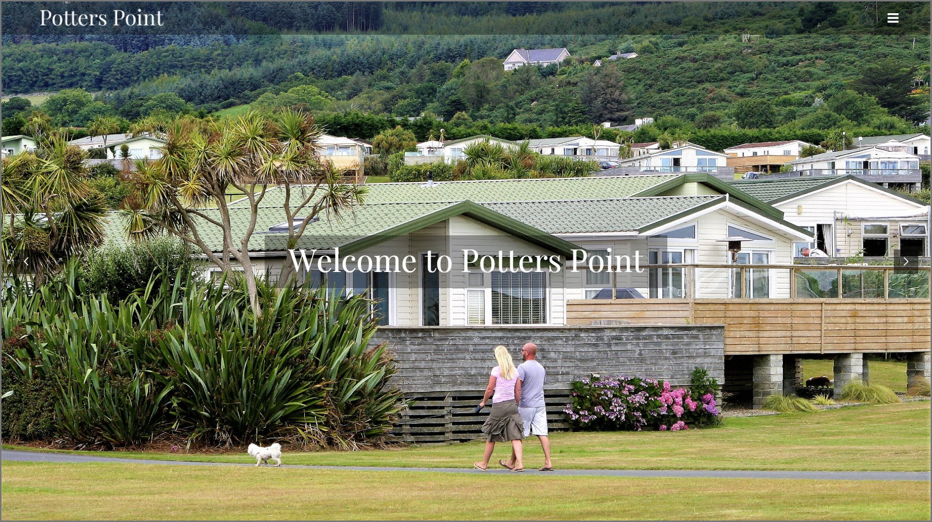 Potters-Point-Website-Design-Home-Page