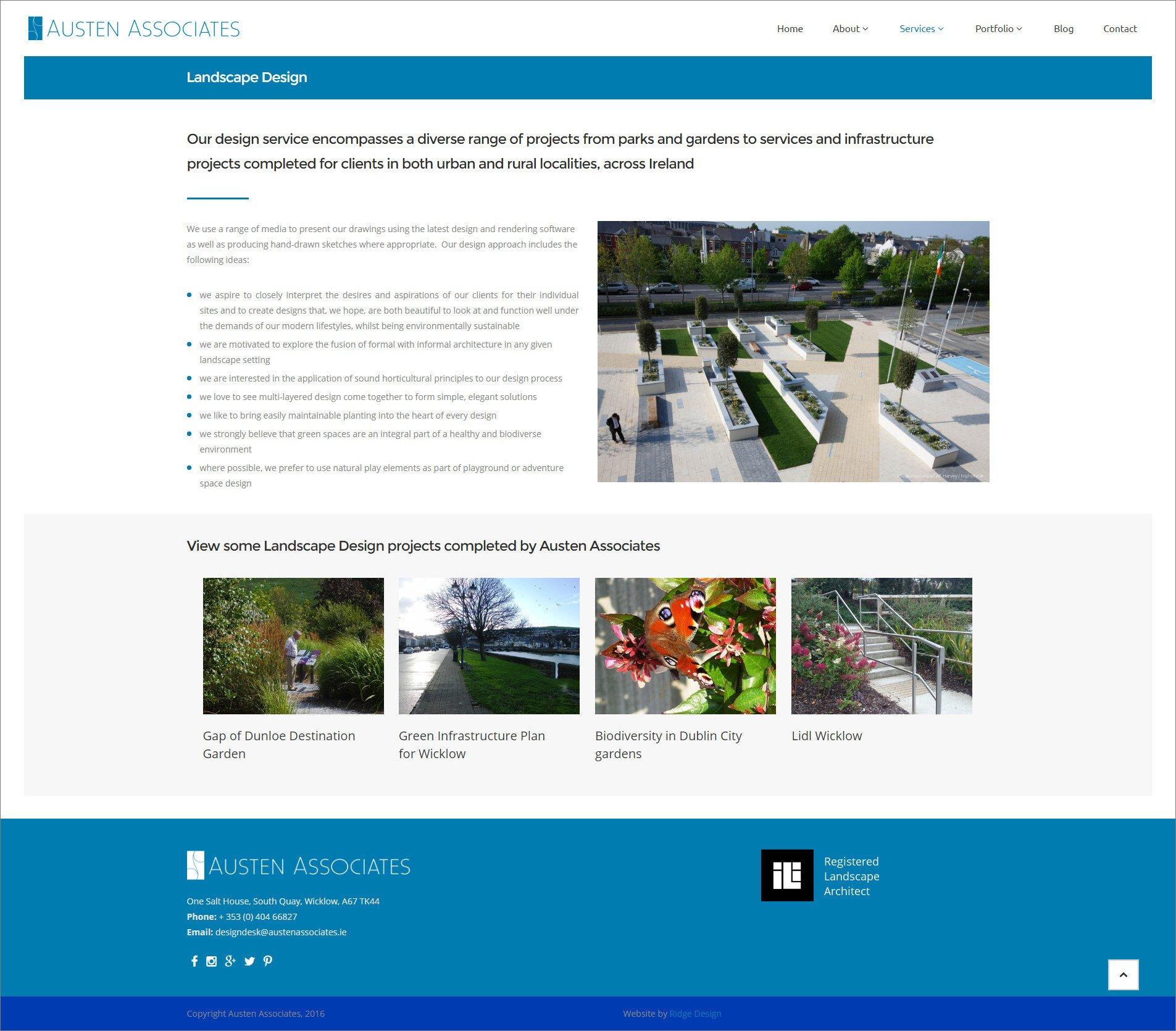 Ridge-Design-Website-Services-Page-for-Austen-Associates