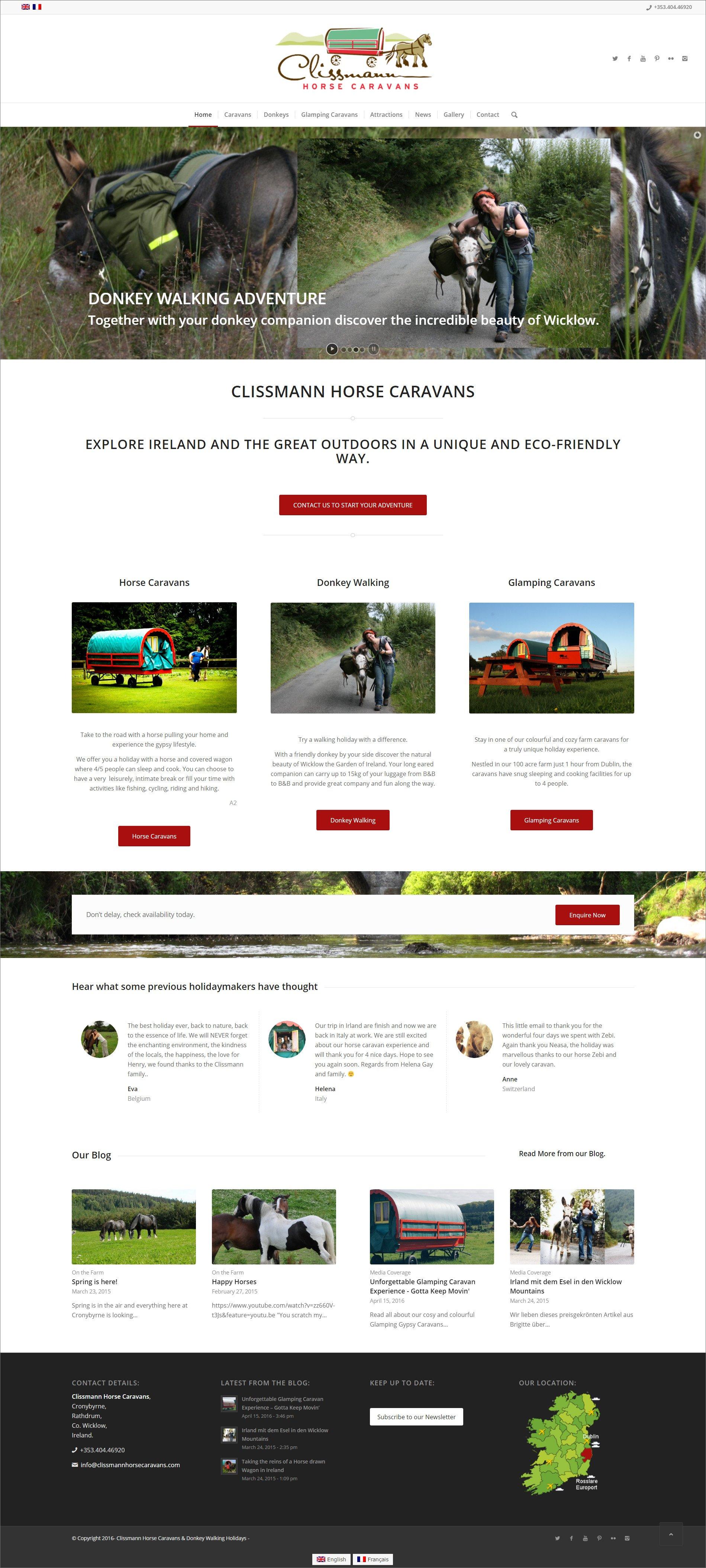 Ridge-Design-Website-Design-Clissmann-Home