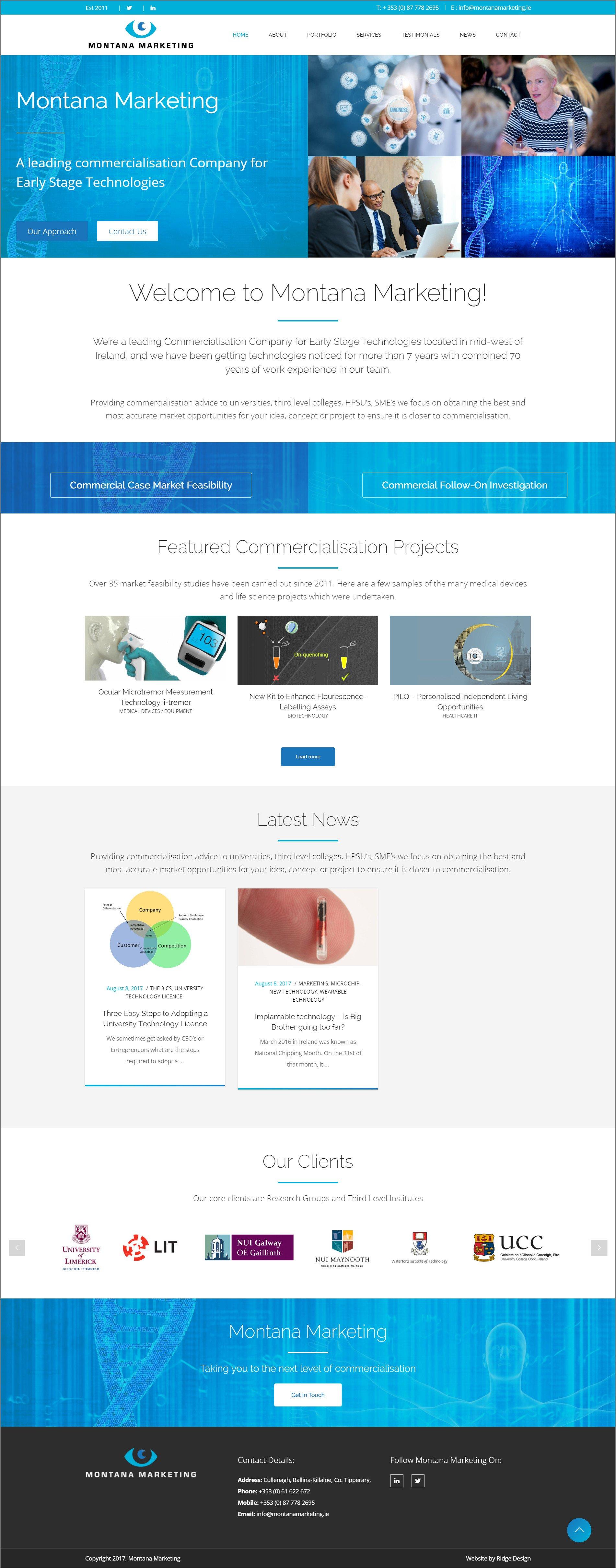 Montana-Marketing-Website-Design-Home-Page