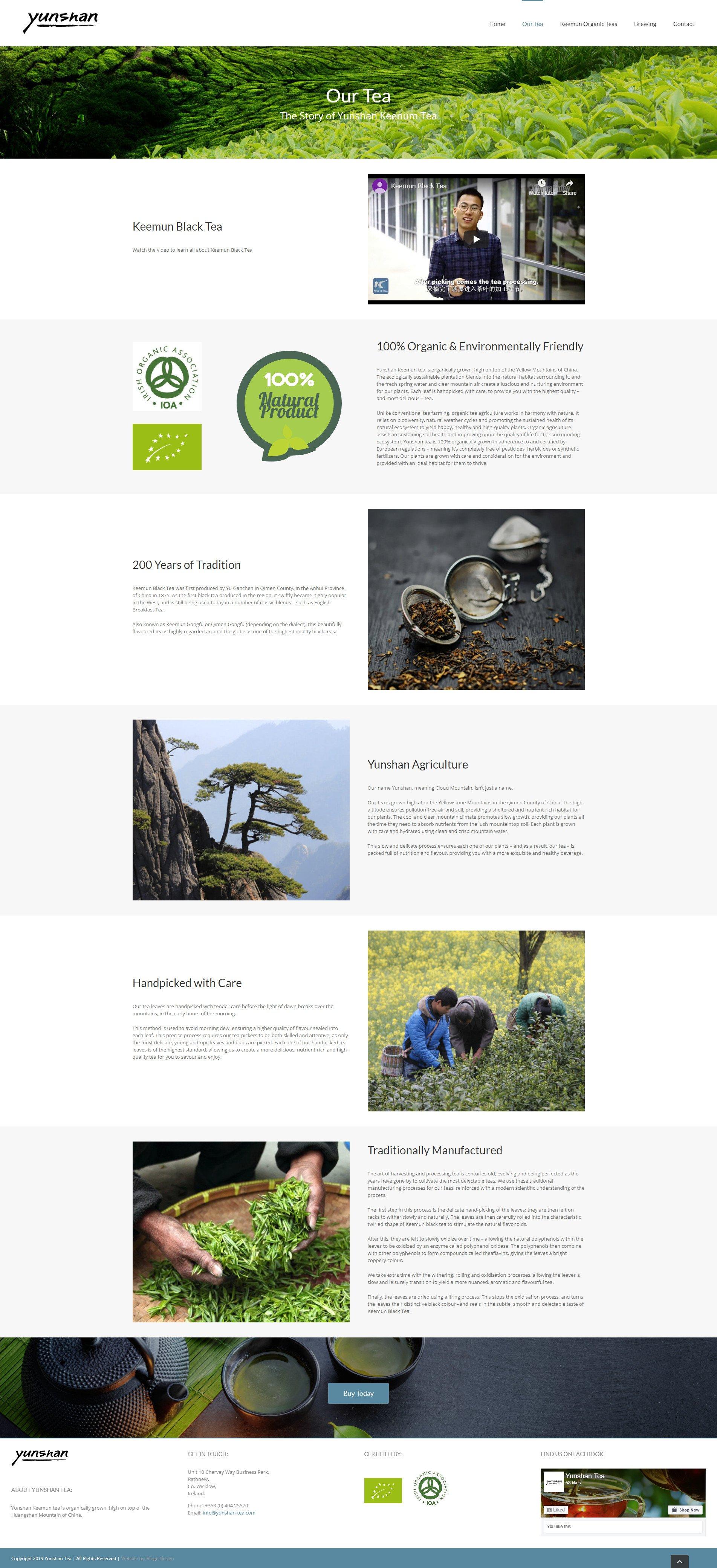 Yunshan-Tea-Website-Design-Our-Tea-Page